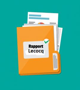 Rapport Lecocq